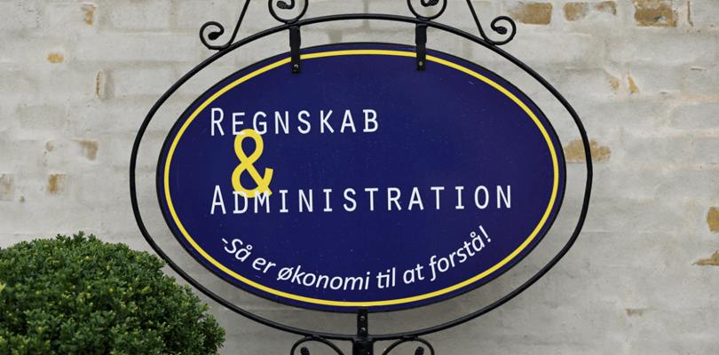 Regnskab og Administration i Bogense, Middelfart, Vissenbjerg, Søndersø, Brenderup og Nørre Aaby